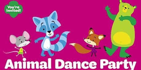 Tierrasanta Girl Scout Animal Dance Party! tickets