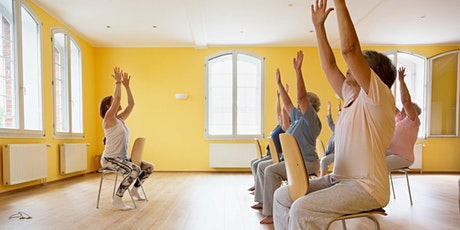 Adaptive Chair Yoga Training Workshop (YACEP Eligible) tickets