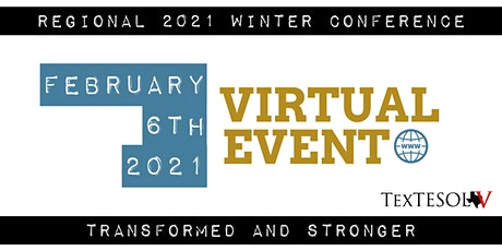 2021 TexTESOL V Virtual Regional Conference tickets