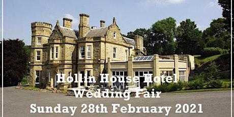 Hollin House Hotel Wedding Fair tickets