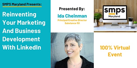 Reinventing Your Marketing and Business Development with LinkedIn tickets