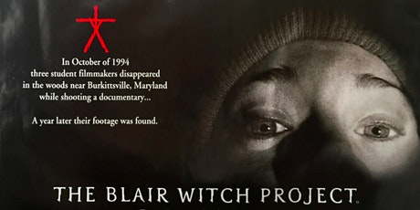THE BLAIR WITCH PROJECT - Movies In Your Car - $29 Per Car tickets