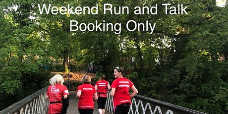 Weekend Run and Talk (Run Only) tickets