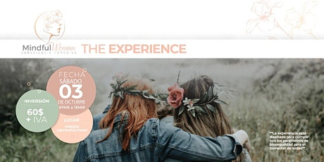 Mindful Woman The Experience entradas