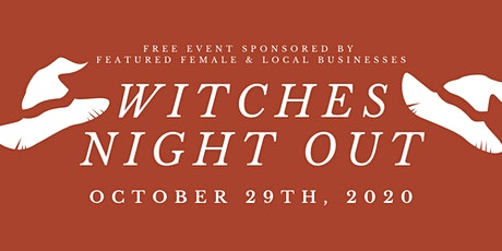 FEATURED FEMALE WITCHES NIGHT OUT! tickets