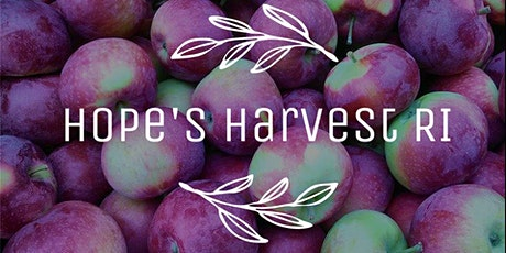Apple Gleaning with Hope's Harvest RI Sat. Oct 3rd 9:30AM and 12PM tickets