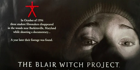 THE BLAIR WITCH PROJECT - Movies In Your Car DEL MAR - $29 Per Car tickets