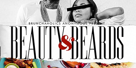"""SWAGGA_L PRESENT """"BEAUTY & BEARDS BRUNCH DAY PARTY @ THE DOMAIN FREE tickets"""