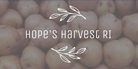 Potato Gleaning Trip with Hope's Harvest RI Monday, Sept. 28th 10 - 1PM tickets