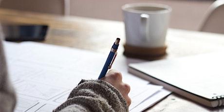Co-Searching workshop: Overtuig met je motivatiebrief tickets