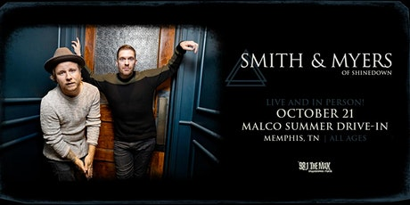 SMITH & MYERS (of Shinedown) tickets