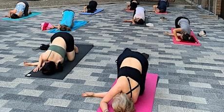 Yoga CANCELED!