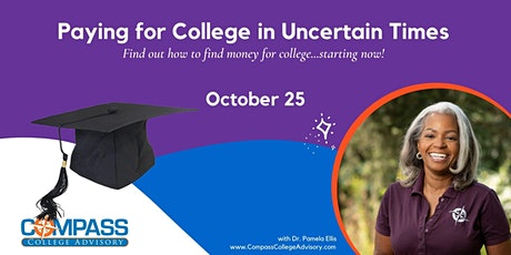 Paying for College in Uncertain Times tickets