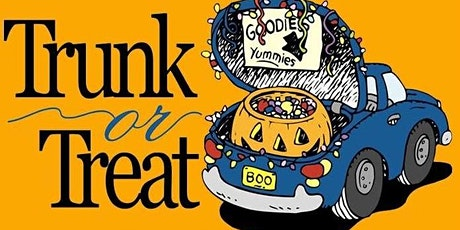 "Trunk ""N"" Treat tickets"