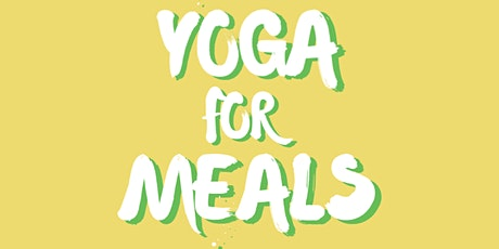 Yoga for Meals tickets