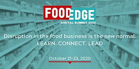 Food Edge Summit 2020 tickets