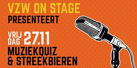 VZW On Stage - Muziekquiz & streekbieren tickets