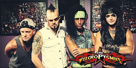 The Velcro Pygmies (High Energy Rock) tickets
