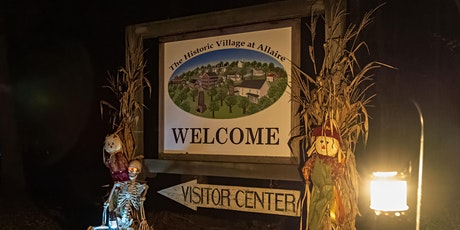Halloween at Allaire! tickets