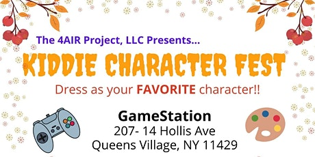 Kiddie Character Fest! tickets