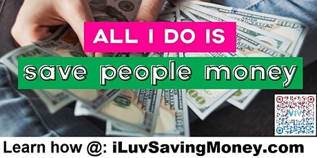 "Saving Money w/ Viv's Home & Business ""AutoPilot Bill Negotiation"" Services tickets"