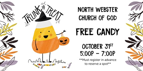 NWCOG Trunk or Treat 2020 tickets