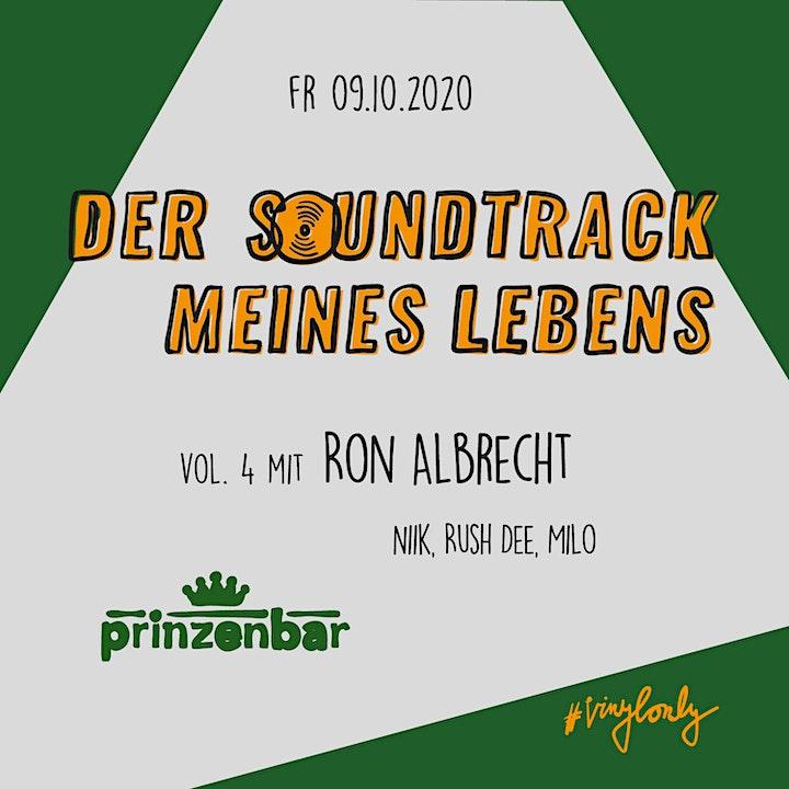 Der Soundtrack meines Lebens #VOL.4 mit Ron Albrecht: Bild