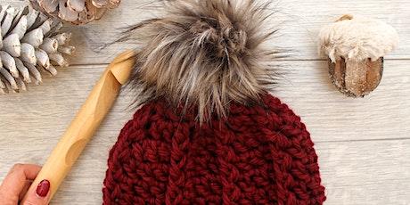 Fall Crochet Workshop | Beginners 3 hour class | Sunday Afternoon tickets