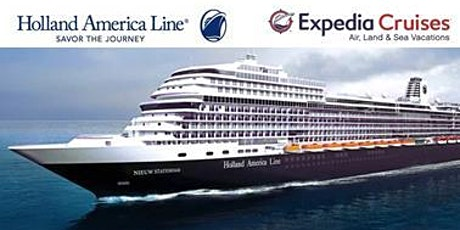 Holland America Line Virtual Travel Event featuring Alaska and Europe tickets