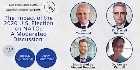 The Impact of the 2020 U.S. Election on NATO: A Moderated Discussion tickets