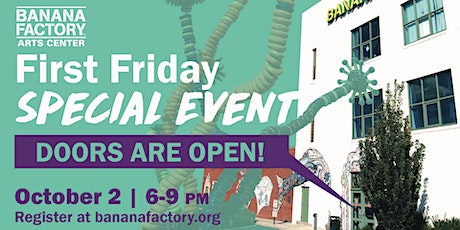 October First Friday! tickets