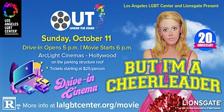 OUT Under the Stars Drive-in: But I'm a Cheerleader tickets