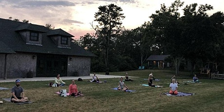 Halloween Yoga Flow - Outdoor Class tickets