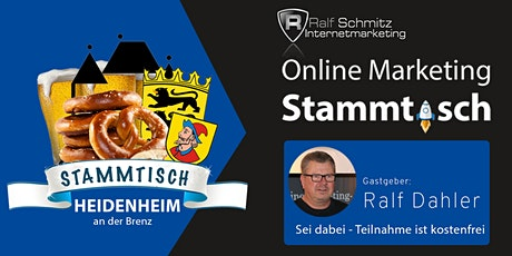 8. Onlinemarketing-Stammtisch Ostwürttemberg Tickets
