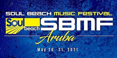 Aruba Soul Beach Festival tickets