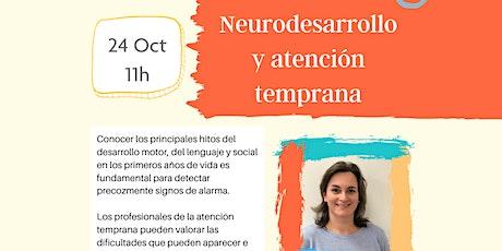 Neurodesarrollo y atención temprana entradas