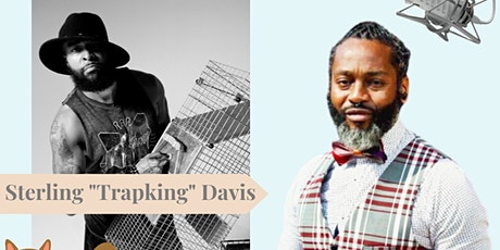 """CAT-Tober, Cat Take Over with The Wolfkeeper and Sterling """"TrapKing"""" Davis tickets"""