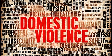 National Domestic Violence Awareness Month | Be Aware and Informed tickets
