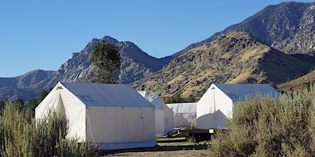 Camping Retreat & Nature Seminars in Sequoia National Forest tickets