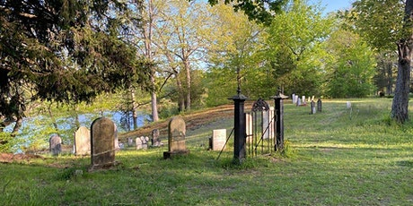 The Historic Cemetery at Ringwood Manor- A Walking Tour tickets