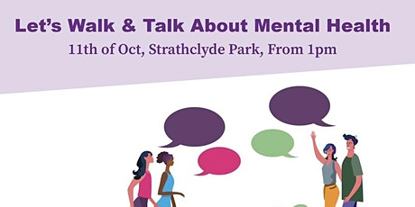 Let's Stroll & Talk About Mental Health tickets