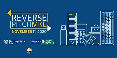 Reverse Pitch MKE 2020 tickets