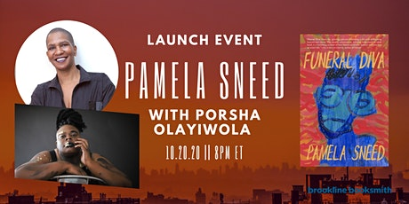 Funeral Diva Book Launch: Pamela Sneed with Porsha Olayiwola tickets