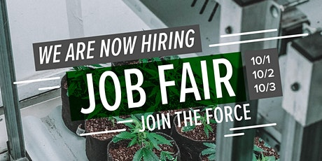 GreenForce Cannabis Job Fair tickets