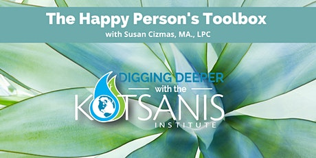 The Happy Person's Toolbox tickets
