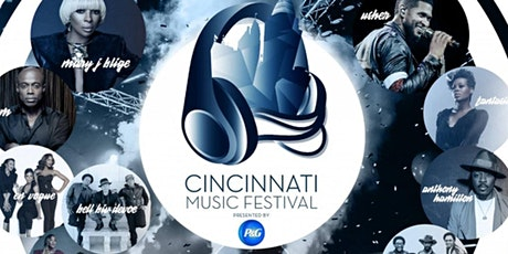 Cincinnati Music Festival tickets