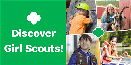 Discover Girl Scouts for Butler Elementary (Virtual Edition) tickets