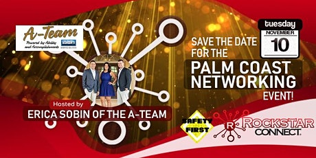 Free Palm Coast Rockstar Connect Networking Event (November, Florida) tickets