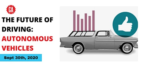 The Future of Driving: Automous Vehicles tickets