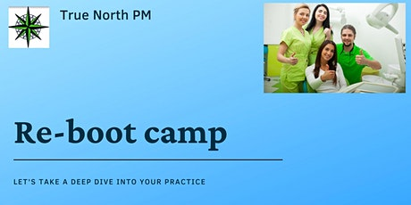 Re-Boot Camp :  What can I do to jump start my practice? tickets